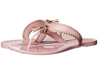 Jack Rogers Alana Jelly Blush Gold Women's Sandals Pink