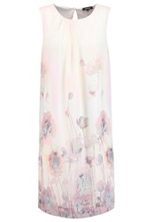 More And More Summer Dress Offwhite Off White