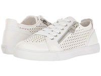 Guess Gianah White Women's Lace Up Casual Shoes