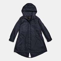 Coach Stadium Parka Navy