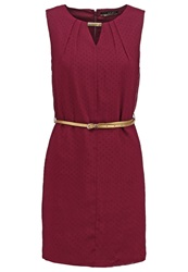 La City Cocktail Dress Party Dress Bordeaux