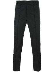 Dondup Slim Fit Trousers Grey
