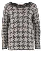 Bloom Jumper Anthrazit Grey Melange