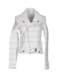 Each X Other Jackets White