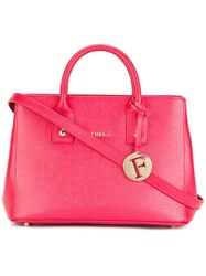 Furla Double Handles Tote Red