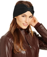 Collection Xiix Solid Snug Yarn Headwrap Black Paint