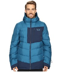 Mountain Hardwear Therminator Parka Phoenix Blue Men's Coat