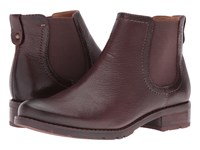 Sofft Selby Mahogany Cow Vintage Women's Boots Brown