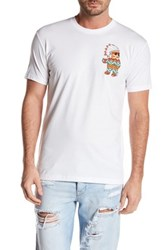 Riot Society Mini Bear Crew Neck Tee White