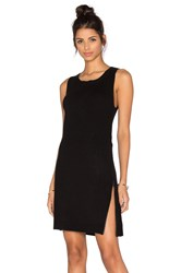 Bb Dakota Alexa Sweater Dress Black