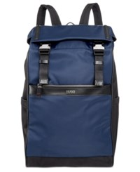 Hugo Boss Men's Backpack Blue