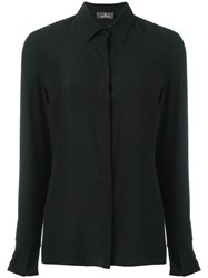 Capucci Button Up Shirt Black