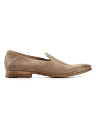 N.D.C. Made By Hand Classic Loafers Nude And Neutrals