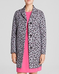 Kate Spade New York Cheetah Print Coat