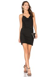 Wyldr Superstitious Mini Dress Black