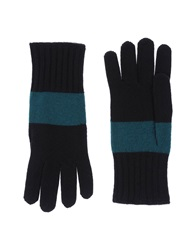 Malo Gloves Dark Blue