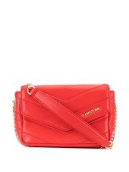 Cerruti 1881 Small Cross Body Bag Red