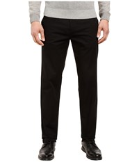 Calvin Klein Chino Twill Pants Black Men's Clothing