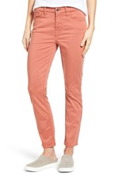 Jen7 Women's Colored Stretch Ankle Skinny Jeans