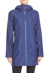 Mountain Hardwear 'Soma Plasmic' Waterproof Trench Jacket Aristocrat