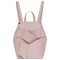 French Connection Suri Knotted Backpack Pink