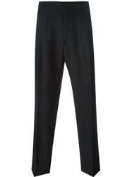 Lanvin Classic Regular Fit Trousers Black