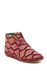 Sanuk Juniper Stone High Top Sneaker Red