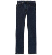 Brioni Slim Fit Denim Jeans Blue