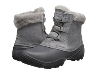 Columbia Sierra Summette Shorty Light Grey Oyster Women's Boots Gray