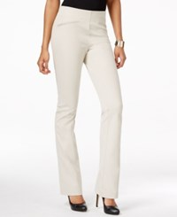 Inc International Concepts Curvy Angle Welt Pocket Flare Pants Only At Macy's