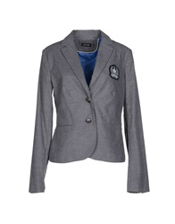 Amy Gee Blazers Grey
