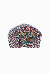 Missoni Women S Zz Pattern Turban Boutique1 Multi