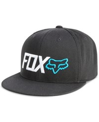 Fox Trenches Hat Black