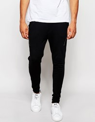 Solid Joggers Black