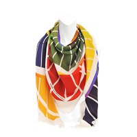 Mary Katrantzou 140X140 Square Scarf