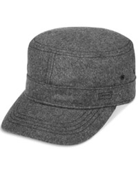Levi's Men's Melton Cadet Hat Charcoal