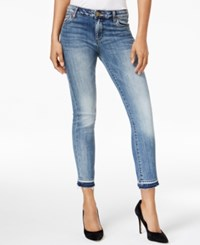 Kut From The Kloth Petite Reese Straight Leg Ankle Jeans Motive