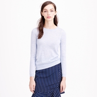 J.Crew Collection Featherweight Cashmere Long Sleeve Tee