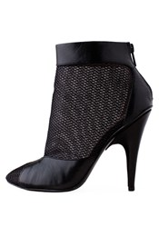 3.1 Phillip Lim Shirley Mesh Ankle Boot