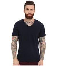 Ben Sherman Short Sleeve Basic Tee Mb12038 Navy Blazer Men's T Shirt