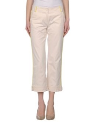 Caractere Aria Casual Pants Ivory