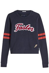 Mother Faster Cotton Sweatshirt