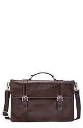 Men's Fossil 'Thompson' Leather Portfolio