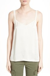 Vince Women's Satin Camisole Bleached