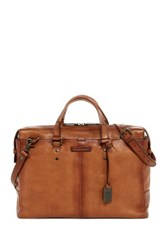 Frye Genuine Leather Ben Artisan Briefcase Brown