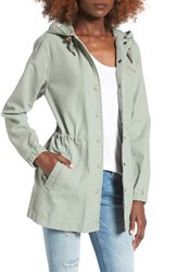 Obey Women's Overnight Hooded Parka