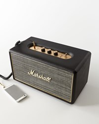 Bergdorf Goodman Marshall Stanmore Speaker Black