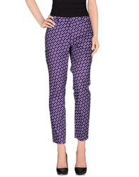 Cambio Trousers Casual Trousers Women Mauve