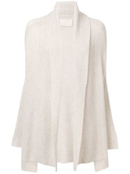 Zadig And Voltaire Rona Cardigan Neutrals