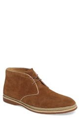 English Laundry Men's Sudbury Chukka Boot Camel Suede